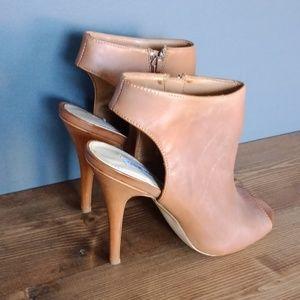 Steve Madden Shoes - Steve Madden ankle open back  heels